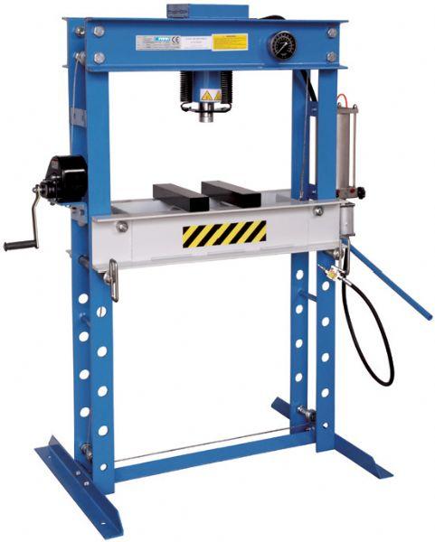 Tipos de prensas hidráulicas