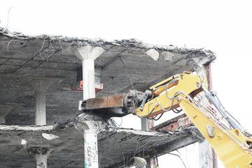 Fases de un proyecto de demolición