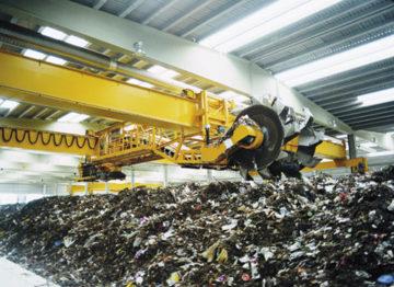 Proceso de gestión de residuos