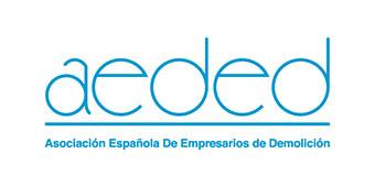 Logotipo de la Asociación Española de Empresarios de Demolición