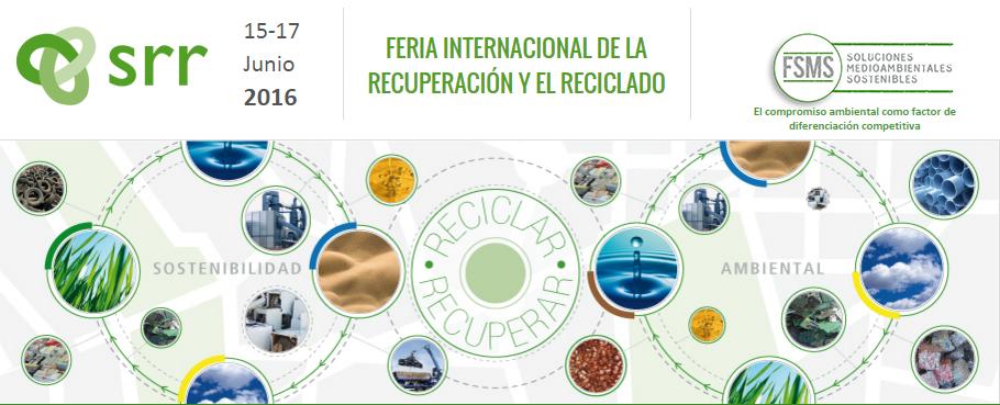 Salón de la Recuperación y el Reciclado (SRR)