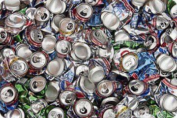 Residuos metálicos reciclados en Europa