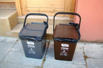 Gestión de recogida selectiva de residuos reciclables