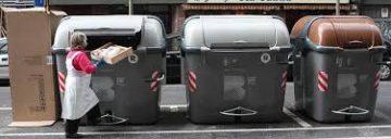 Reciclaje de residuos en Barcelona