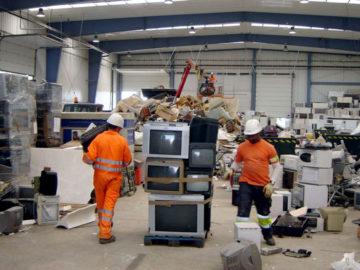 Paradigma de la economía circular, transformar residuos en recursos