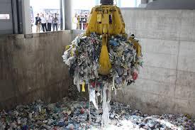 Proceso de gestión de los residuos en Teruel