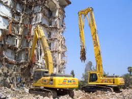 Demoliciones en Navarra
