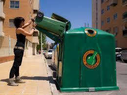 Proceso de reciclaje en Bilbao