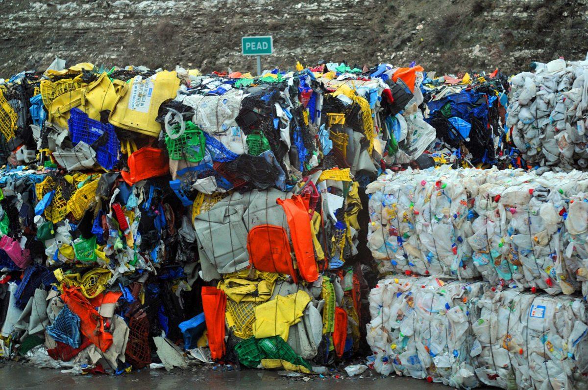 Residuos en Bilbao