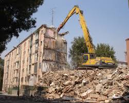 Demoliciones en Madrid