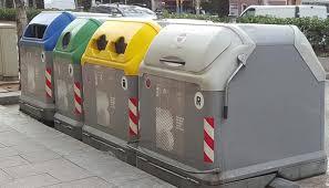 Residuos en Barcelona