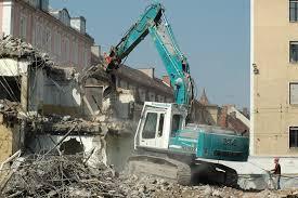 Derribo de edificios