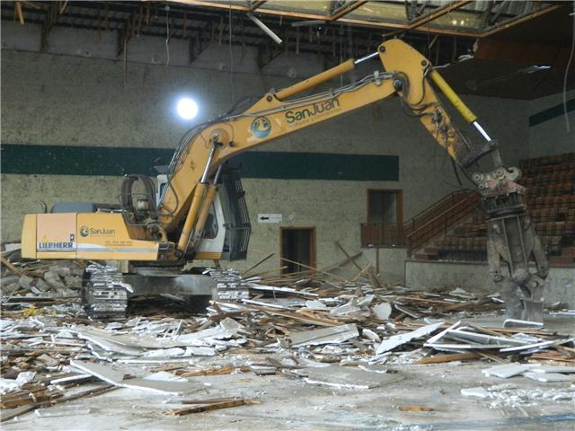 Requisitos para la correcta demolición de una casa