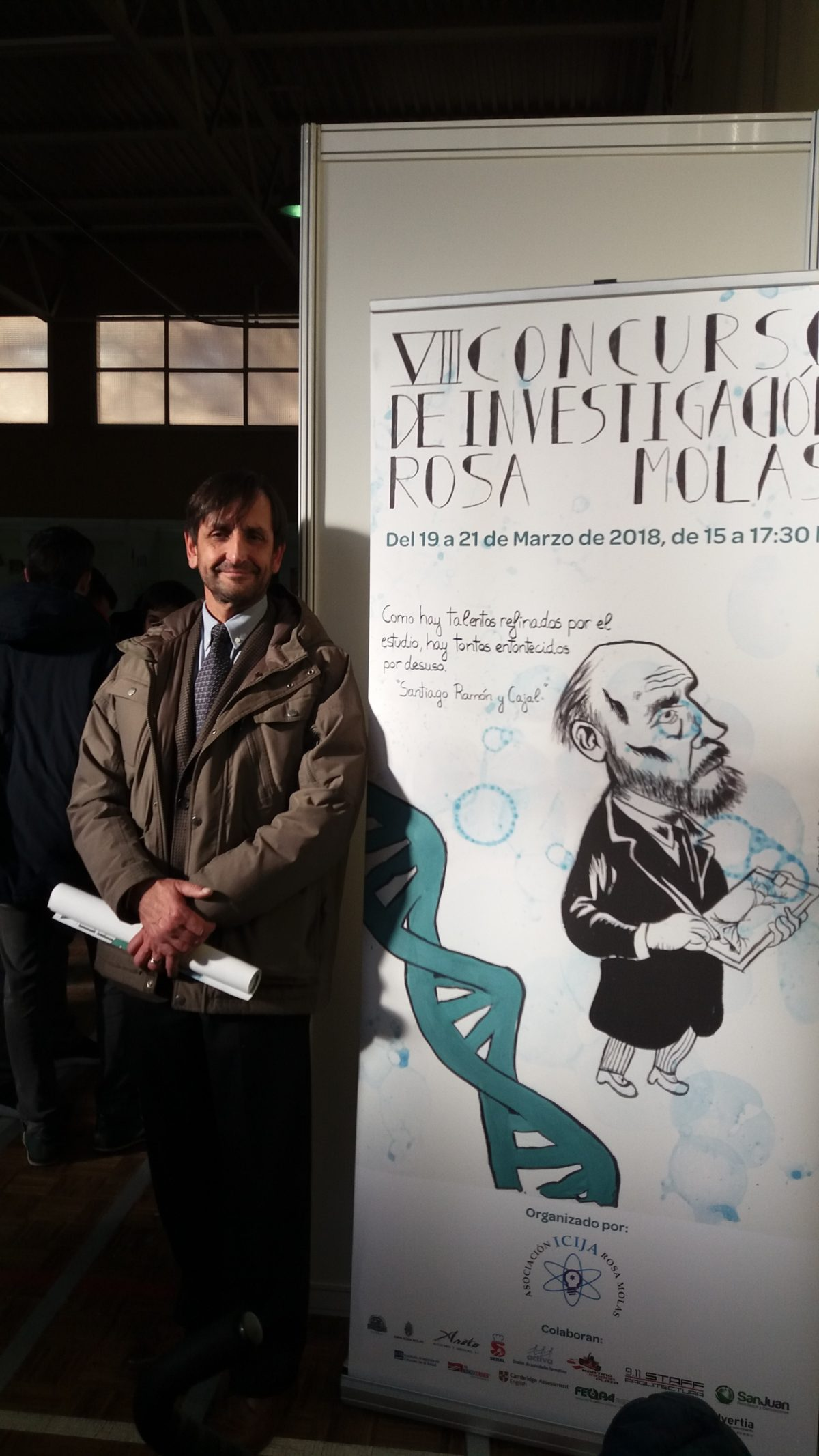 "Concurso investigación ""Rosa Molas"""