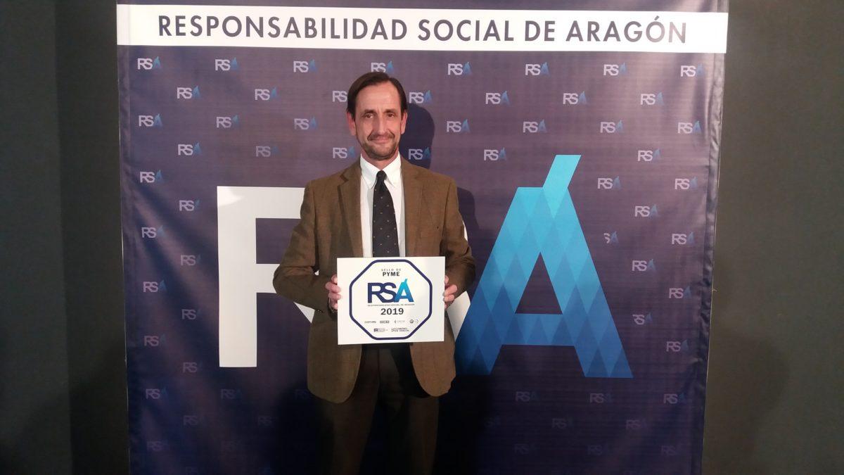 Recogida del sello RSA 2019